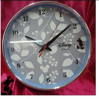 ディズニー(Disney)のディズニー 北欧 壁掛け時計【ミッキー】(掛時計/柱時計)