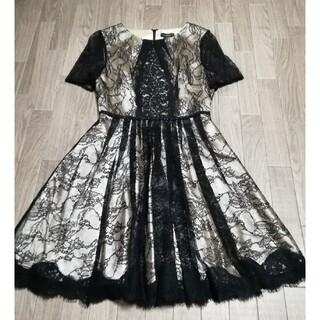 アクシーズファム(axes femme)のドレス(ミディアムドレス)