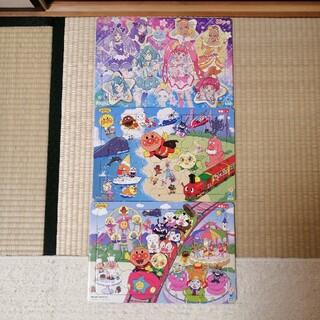 サンスター(SUNSTAR)のセイカのパズル 3点セット!!(知育玩具)