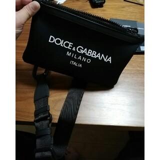 ドルチェアンドガッバーナ(DOLCE&GABBANA)の新品 ドルチェ&ガッバーナ ボディー バッグ(ボディーバッグ)