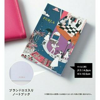 フルラ(Furla)の【FURLA】新品未使用(未開封)のノートブック(ノート/メモ帳/ふせん)