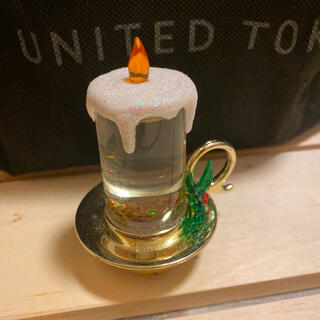 アフタヌーンティー(AfternoonTea)のアフターヌーンティー キラキラクリスマスキャンドル(その他)