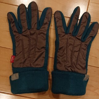 エドウィン(EDWIN)のターコイズの手袋(手袋)