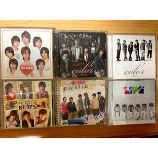 ニュース(NEWS)の【まとめ売り】NEWS CD シングル・アルバム 27枚セット(ポップス/ロック(邦楽))