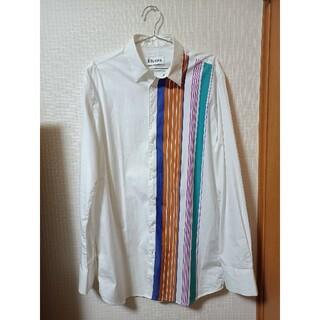 トーガ(TOGA)のetudes マルチカラーストライプシャツ(シャツ)