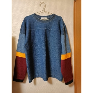 トーガ(TOGA)のtoga virilis 長袖シャツ(Tシャツ/カットソー(七分/長袖))