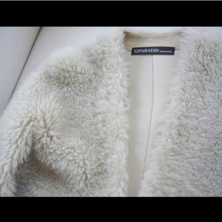 L'Appartement DEUXIEME CLASSE - ⭐️最終お値下げ⭐️32paradis テディベア 羊革 ムートン コート