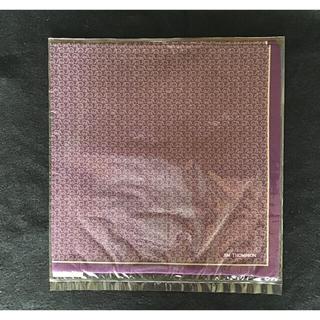 ジムトンプソン(Jim Thompson)のJim thompsonシルク100%スカーフ(バンダナ/スカーフ)