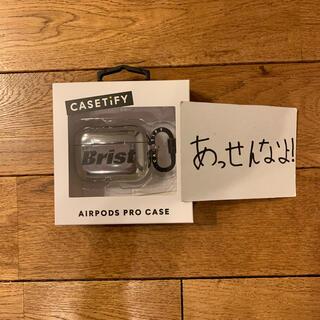 エフシーアールビー(F.C.R.B.)のFCRB CASETiFY BRISTOL AirPods Pro CASE(その他)