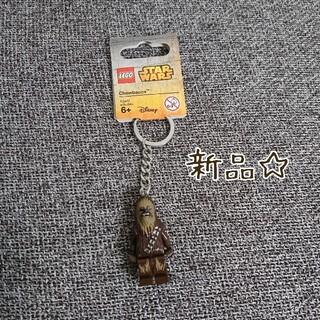 レゴ(Lego)の新品☆未使用 レゴ キーホルダー スターウォーズ(キーホルダー)