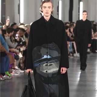 アンダーカバー(UNDERCOVER)のUndercover Valentino 19aw  coat コート(ステンカラーコート)
