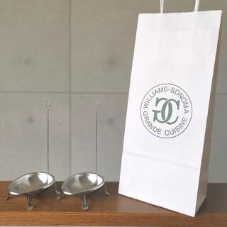 ウィリアムズソノマ(Williams-Sonoma)のウィリアムズ・ソノマ エッグポーチャー ゆで卵 温泉卵 アメリカンキッチン雑貨(調理道具/製菓道具)