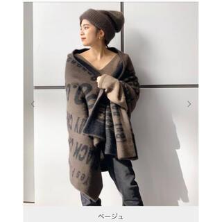 アパルトモンドゥーズィエムクラス(L'Appartement DEUXIEME CLASSE)のAP Studio ファージャガードストール fur STOLE(マフラー/ショール)