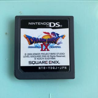 スクウェアエニックス(SQUARE ENIX)のDS ドラゴンクエスト9(家庭用ゲームソフト)