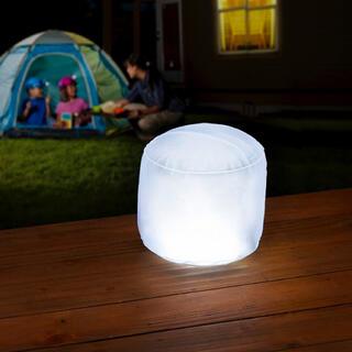 Get Navi 10月号 付録 ポータブル LED ランタン(ライト/ランタン)