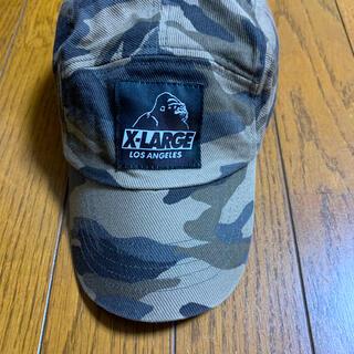 エクストララージ(XLARGE)のエクストララージキャップ(帽子)