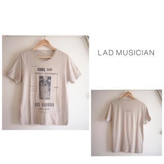 ラッドミュージシャン(LAD MUSICIAN)のLADフォトロゴTEE(Tシャツ/カットソー(半袖/袖なし))