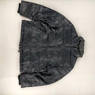 カルバンクライン(Calvin Klein)のカルヴァンクラインジーンズ M ダウンジャケット ブラック ハイネック ジップ(ダウンジャケット)