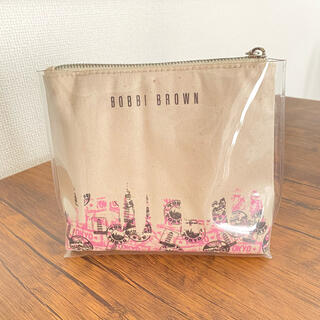 ボビイブラウン(BOBBI BROWN)の【美品】bobbi brown ポーチ(ポーチ)