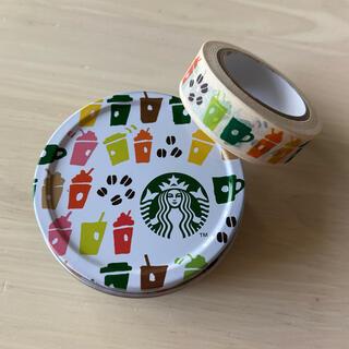 スターバックスコーヒー(Starbucks Coffee)のスターバックス マスキングテープ(テープ/マスキングテープ)