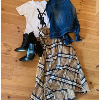 サンローラン(Saint Laurent)のイヴサンローランTシャツ(Tシャツ(半袖/袖なし))