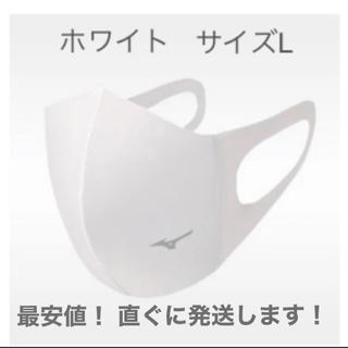 ミズノ(MIZUNO)のミズノ ホワイト サイズL (その他)