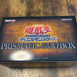 ユウギオウ(遊戯王)のPRISMATIC GOD BOX(Box/デッキ/パック)