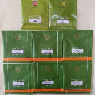 ルピシア ティーセット(茶)