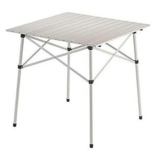 Coleman - Coleman アルミ ロールテーブル 70×70cm コンパクト