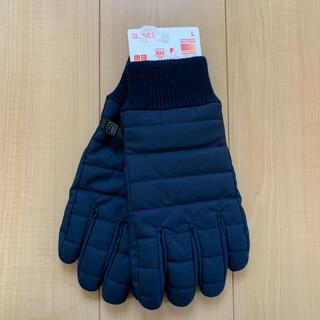 ユニクロ(UNIQLO)のユニクロ ヒートテック キルティンググローブ(手袋)