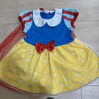 ディズニー(Disney)の白雪姫 プリンセスドレス(ワンピース)