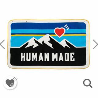 """ジーディーシー(GDC)のHUMAN MADE """"STYLE UP"""" フリース・コレクション ブランケット(その他)"""