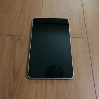 エルジーエレクトロニクス(LG Electronics)のLG タブレット LGT02 シャンパンゴールド(タブレット)