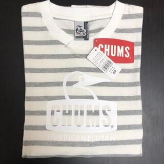 チャムス(CHUMS)の【新品】chums 長袖TシャツS(Tシャツ/カットソー(七分/長袖))