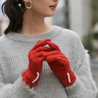 シャープ(SHARP)のグローバルワーク スマホグローブ(手袋)