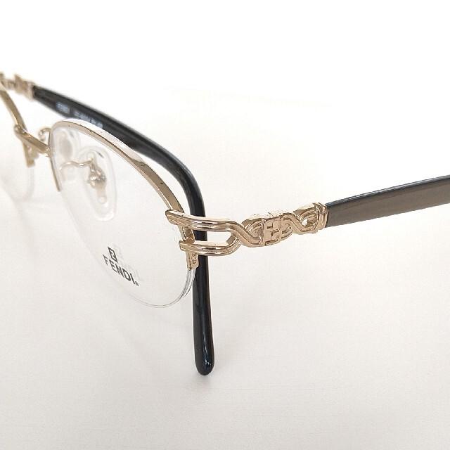 FENDI(フェンディ)のFENDI眼鏡8004 レディースのファッション小物(サングラス/メガネ)の商品写真