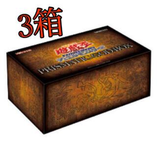 ユウギオウ(遊戯王)の遊戯王 PRISMATIC GOD BOX (Box/デッキ/パック)