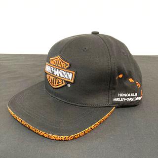 ハーレーダビッドソン(Harley Davidson)のハーレーダビッドソン キャップ 帽子(キャップ)