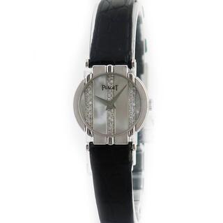 ピアジェ(PIAGET)のピアジェ  ポロ 8243 クオーツ レディース 腕時計(腕時計)