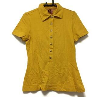 トリーバーチ(Tory Burch)のトリーバーチ 半袖ポロシャツ サイズXS -(ポロシャツ)