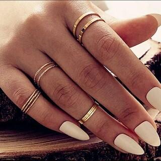 ゴールド リング 指輪(リング(指輪))