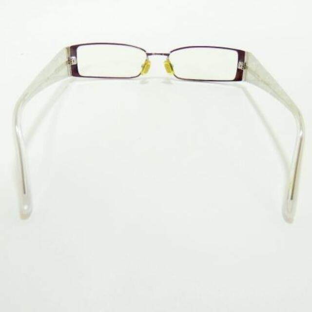 miumiu(ミュウミュウ)のミュウミュウ メガネ - VMU50B 花柄 レディースのファッション小物(サングラス/メガネ)の商品写真