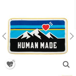ジーディーシー(GDC)の【新品未使用】HUMAN MADE フリース ヒューマンメイド ブランケット(その他)