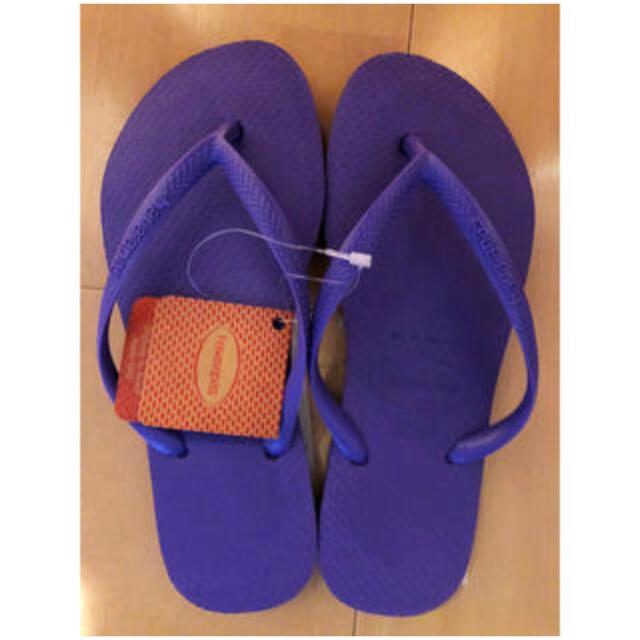 havaianas(ハワイアナス)の新品タグ付き Havaianas ビーチサンダル レディースの靴/シューズ(ビーチサンダル)の商品写真