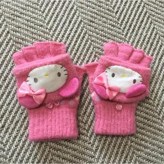 ハローキティ(ハローキティ)の手袋(手袋)