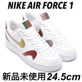 ナイキ(NIKE)のNIKE AIR FORCE 1 '07 LV8  24cm 新品(スニーカー)