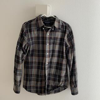 ジムフレックス(GYMPHLEX)のGymphlex フランネル ボタンダウンシャツ VHC MEN(シャツ)