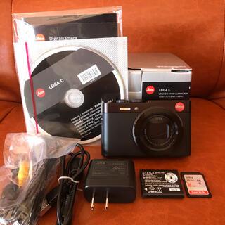 LEICA - Leica C ライカ Typ112 デジカメ デジタルカメラ 写真 撮影