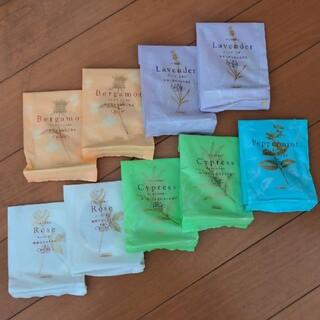 シセイドウ(SHISEIDO (資生堂))の資生堂 アロマの休日 薬用入浴剤 3包入 5種類 合計9点セット(入浴剤/バスソルト)