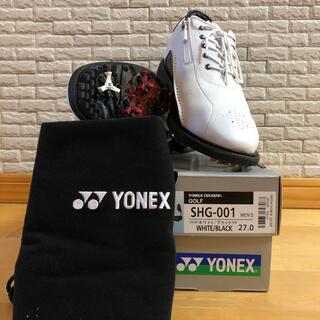 ヨネックス(YONEX)の☆レア ヨネックス ゴルフシューズ 石川遼プロ仕様モデル(シューズ)
